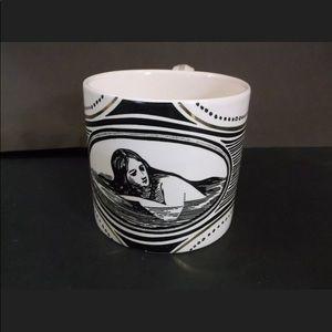 Aquarius mug NWT
